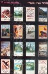 Tiny Signs O109  LMS Travel Posters Small